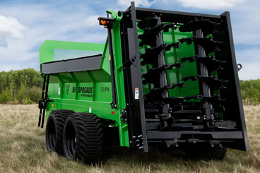 BioSpreader Manure Spreader